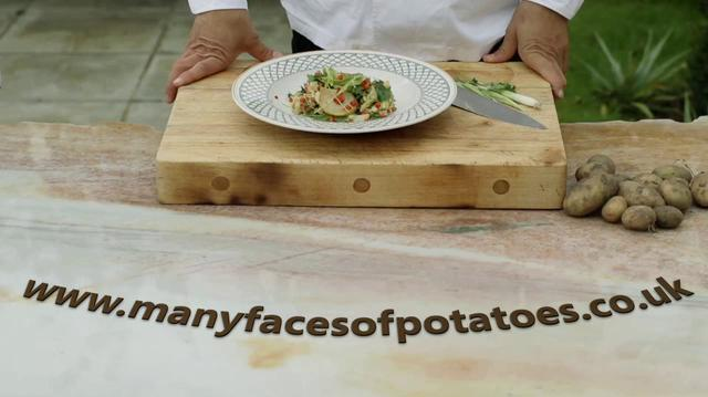 Potato Council Cookery Competition to Star in TV Advert