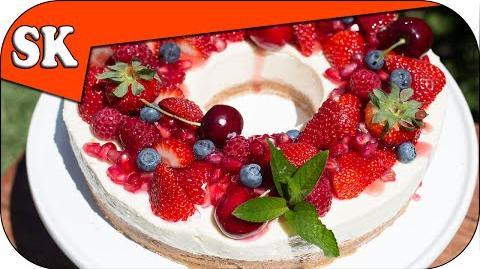 How to Make the Christmas Cheesecake