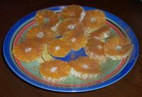Cinnamon Oranges