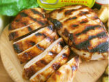 Lemon Balsamic Grilled Chicken