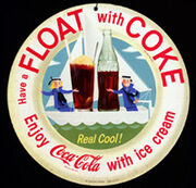 Recipes coke peach float