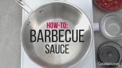 How to Make the Canadian Barbecue Sauce