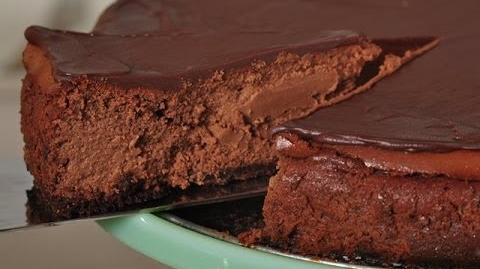 How to Make the Chocloate Cheesecake