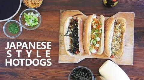 How to Make Japanese Hotdogs