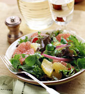 Salad with Grapefruit and 172x189