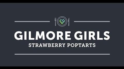 Gilmore Girls Strawberry Pop-Tarts Recipe