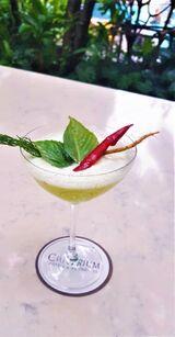 Tom Kha Gai Cocktail