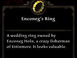Enconeg's Ring