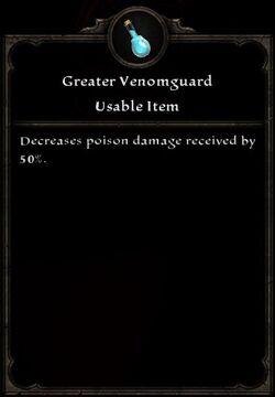 Greater Venomguard