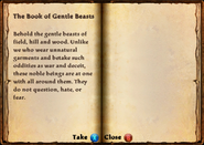 The Book of Gentle Beasts