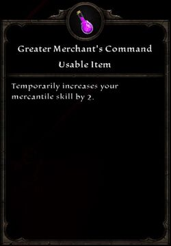 Greater Merchants Command