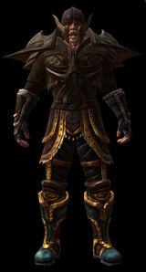Unvanquished Armor Set