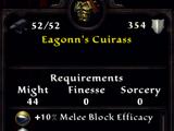 Eagonn's Cuirass