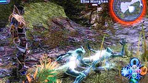 Kingdoms of Amalur Reckoning - Elite Murghan trapped
