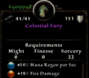 Celestial Fury