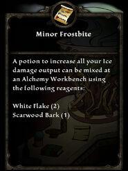 MinorFrostbite