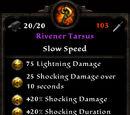 Rivener Tarsus (weapon)