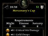 Mercenary's Cap
