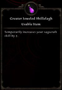 Greater Jeweled Shillelagh