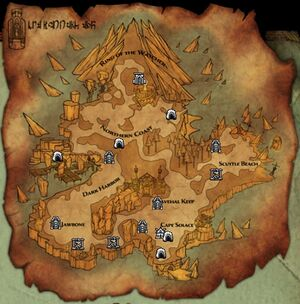 Gallows End | Amalur Wiki | FANDOM powered by Wikia on bioshock world map, kingdom hearts final mix world map, medal of honor warfighter world map, gears of war world map, portal 2 world map, assassin's creed brotherhood world map, witcher 2 map, call of duty modern warfare 3 world map, koa the reckoning map, sleeping dogs world map, binary domain world map, borderlands world map, dark souls world map, kingdoms of alamur reckoning, koa reckoning world map, house of valor on map, red dead redemption world map, command and conquer red alert 3 world map, reckoning game map,