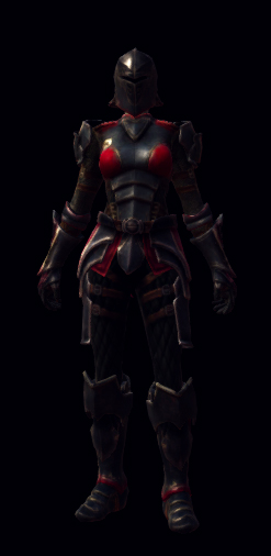 Shepards armor set female