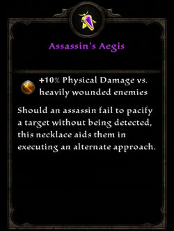 Assassin's Aegis