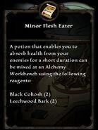 Recipe mi flesh eater