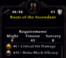 Boots of the Ascendant