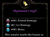Skymason's Sigil
