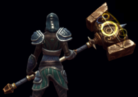 Mystic Hammer Model