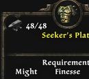 Seeker's Plate