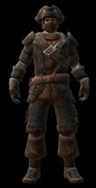 Unique finesse armor male