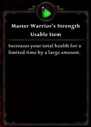 Masterwarriorsstrength