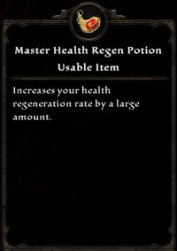 Masterhealthregenpotion