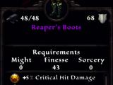 Reaper's Boots
