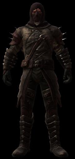 Lunala's Armor Set (Male)