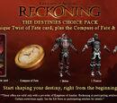 Destinies Choice Pack