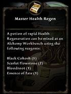 MasterHealthRegen