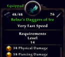 Belne's Daggers of Ire