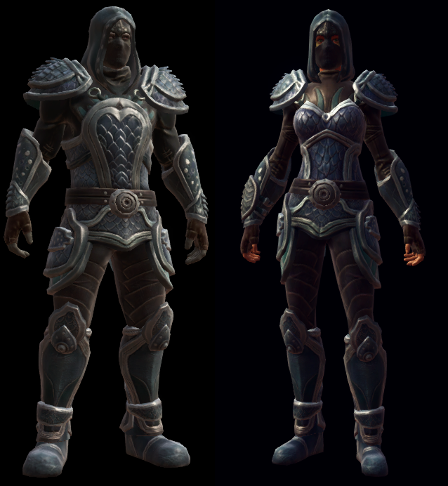 Image - Dreadscale Armor Set.png | Amalur Wiki | FANDOM powered by Wikia