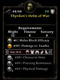 Thyrdons helm ib