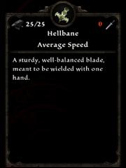 Hellbane 3s