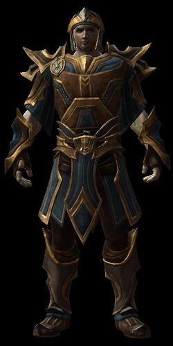 Frostweave Armor Set