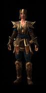 Lyrias robes fem front