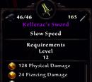 Kellerac's Sword