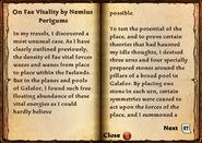 Book on fae vitality p1