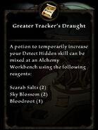 GreaterTrackersDraught