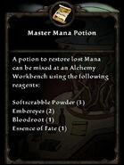 MasterManaPotion