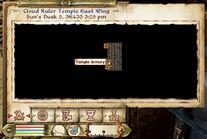 Cloud Ruler Shop Location