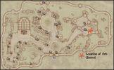 Chorrol City Map - Wind Orb